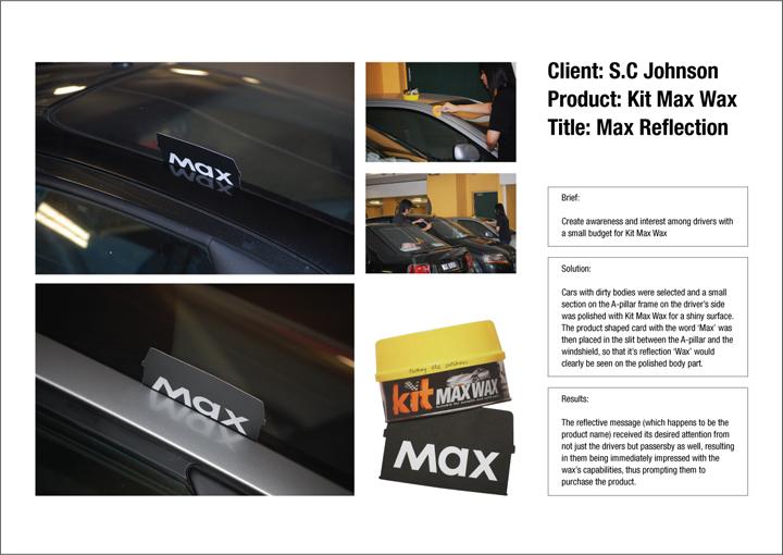 kit MAx reflection